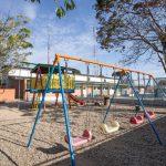 Estrutura do Centro de Educação Infantil Miriam